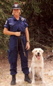 First ever Passive alert dog in WA Duke_ Dept Of Corrective Services